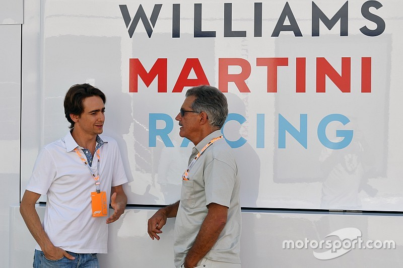 Gutierrez aiming for F1 return with Williams