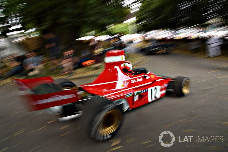 Les plus belles photos du Goodwood Festival of Speed