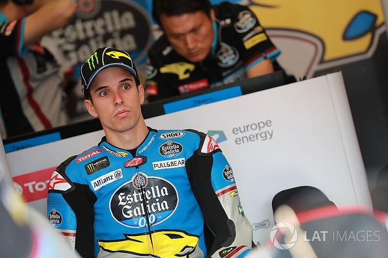 Álex Márquez confirma que fica na Moto2 em 2019