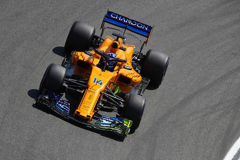 """Alonso: """"Probamos muchas cosas y eso comprometió los tiempos"""""""