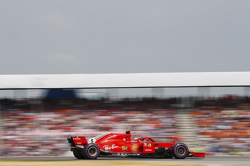 Vettel had direct goed gevoel, Arrivabene baalt voor Hamilton
