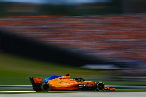 Trabalho entregue, diz Alonso após ficar em 8º na Áustria
