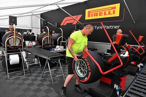 Pirelli опубликовала выбор шин вплоть до Гран При Японии
