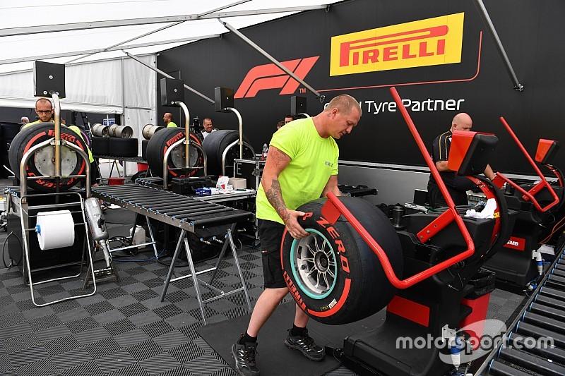 Pirelli révèle ses choix pour Monza