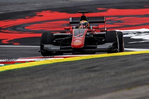Ilott domina Gara 1 al Red Bull Ring, Pulcini e Lorandi salgono sul podio