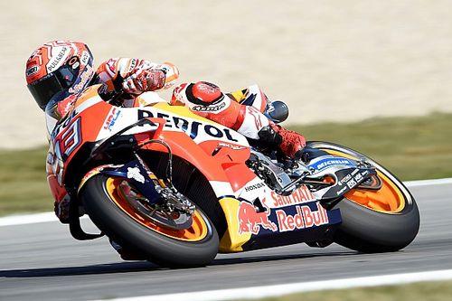 """Marquez: """"Sono stato fortunato con il salvataggio, potevo farmi male e distruggere la moto"""""""