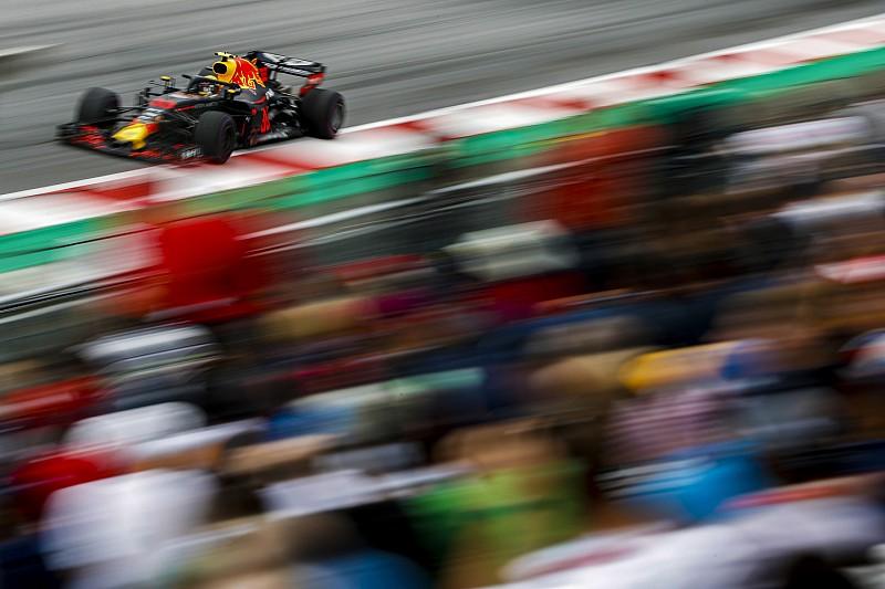 Онлайн. Гран При Австрии: квалификация