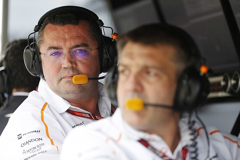 "Coulthard szerint Eric Boullier a McLaren ""bűnbakja"""