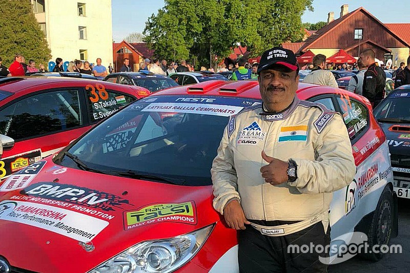 Takale to make WRC3 debut in Finland