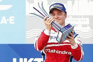 Mahindra takes Formula E points lead with Hong Kong win