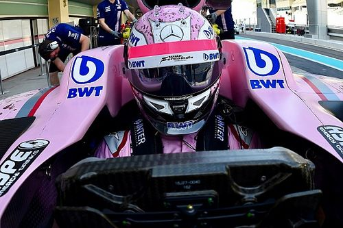 Gallery: Abu Dhabi F1 test in photos