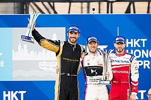 Formule E Résultats Championnats - Bird et Vergne devant, Buemi et Di Grassi déjà loin