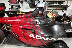 Spek mobil Super Formula Rio Haryanto