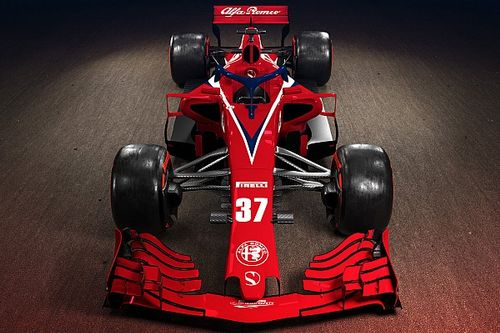 VIDEO: concepto de Alfa Romeo Sauber F1 Team
