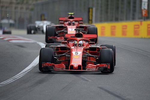 Vettel feared Q3 error would cost him pole