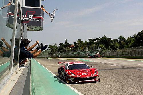Giancarlo Fisichella e Stefano Gai conquistano Gara 1 ad Imola