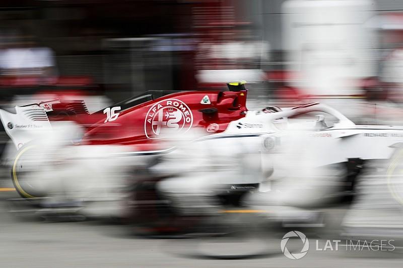 """Alfa Romeo Sauber: """"Egy nyolcadik-kilencedik hely már jó eredmény lenne"""""""