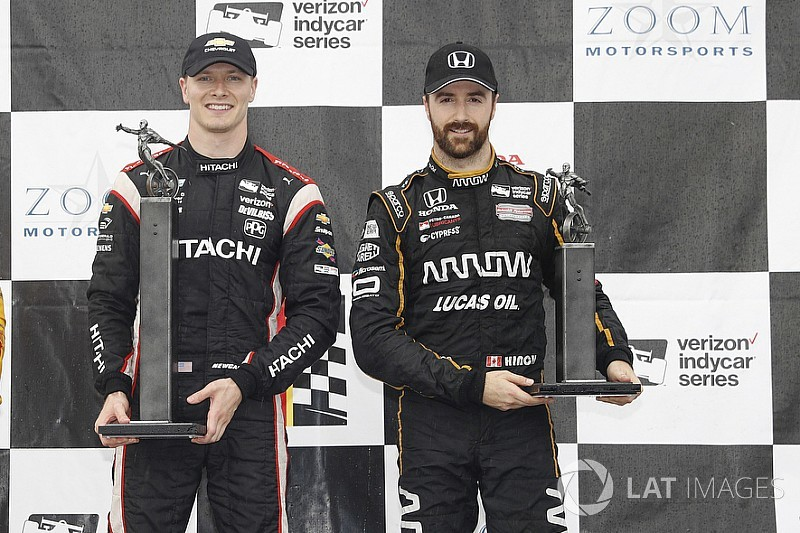 "Hinchcliffe bumping from Indy 500 is ""sad"" and ""great"" for IndyCar"