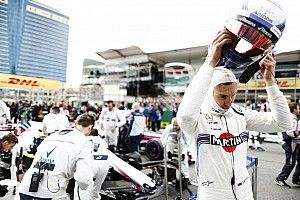 Williams pide a la FIA una revisión del accidente de Alonso en Bakú