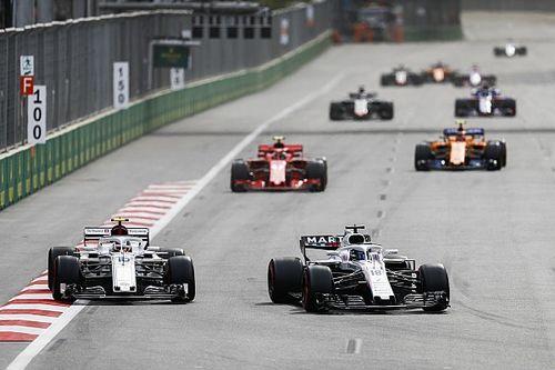FIA werkt in toekomst verder om inhalen in F1 te verbeteren