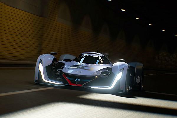 SİMÜLASYON DÜNYASI Son dakika Hyundai N 2025 Vision GT Concept, PS4 Gran Turismo Sport ile geri dönüyor