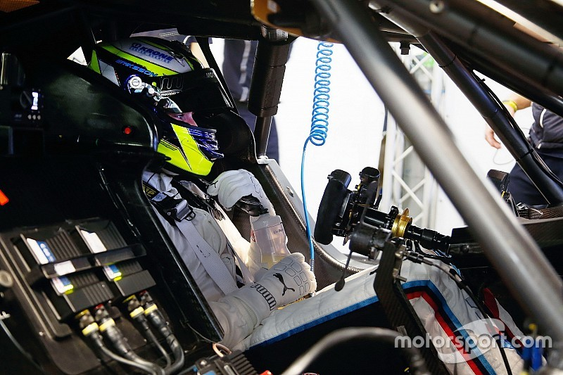 Joel Eriksson könnte schon 2018 DTM für BMW fahren