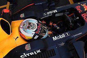"""Ricciardo """"dérouté, agacé, impuissant"""" après son revers"""
