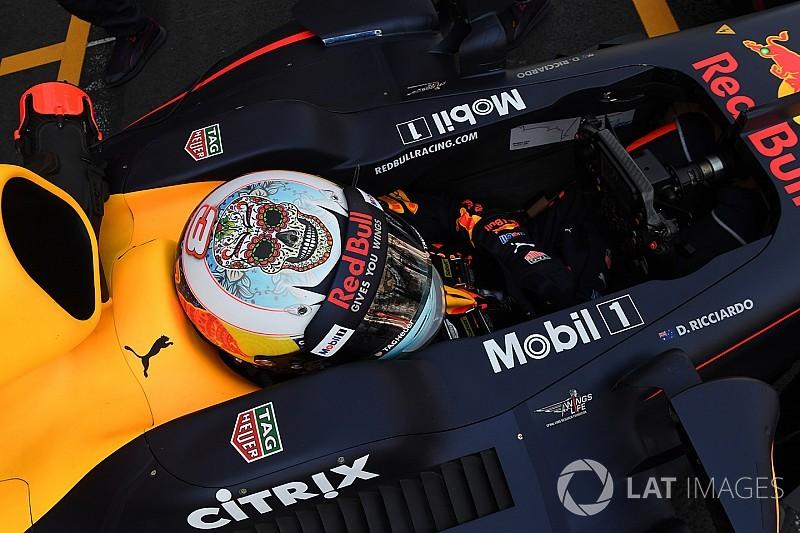 Città del Messico, Libere 2: Ricciardo a sorpresa è davanti ad Hamilton