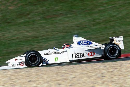 One of F1's craziest grands prix remembered