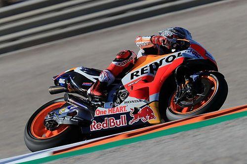Valencia MotoGP: Marquez quickest in FP3, Vinales into Q1