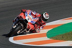 Essais de Valence: Ducati a des doutes à dissiper