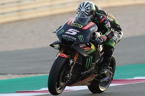 Zarco, el rápido, Rossi regresa y Dovizioso intocable