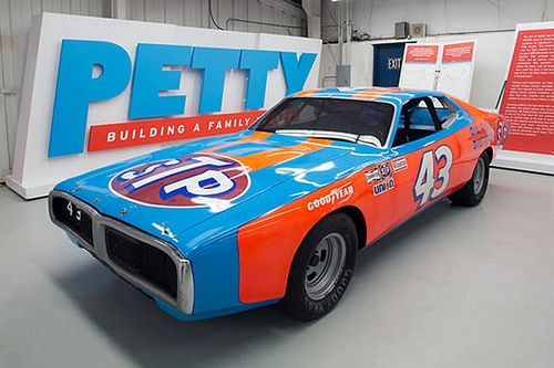 Richard Petty to auction off winning cars and trophies in May
