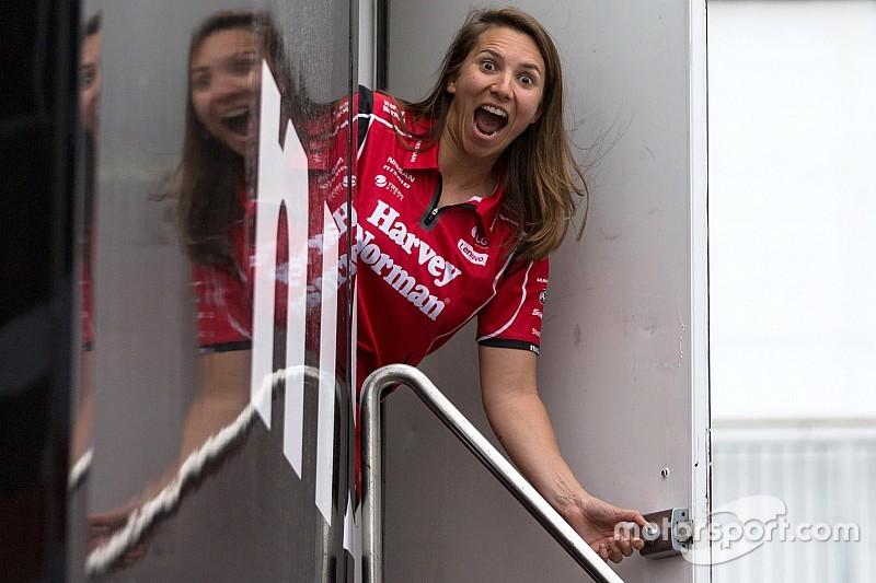 Simona de Silvestro hat Gegenvorschlag zur W-Series