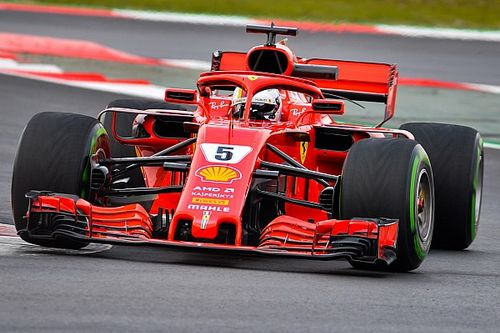 Test Barcellona, Day 4: tornano Vettel, Verstappen e Leclerc