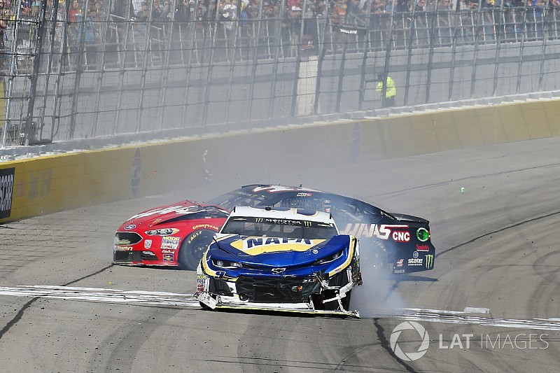NASCAR drivers must undergo new neurological baseline test