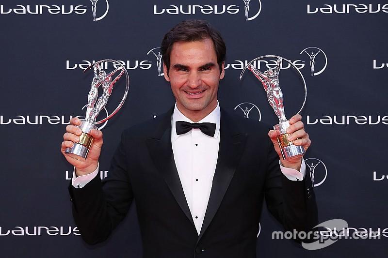 Hamilton: Ben mükemmel değilim, mükemmel olan Federer ve Muhammed Ali