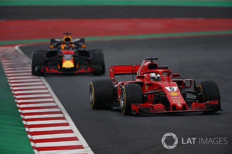 Vettel cree que el ritmo de carrera de los rivales de Ferrari es engañoso
