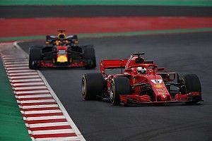 Photos - Mardi aux essais F1 de Barcelone