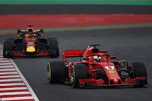 Vettel insinúa que el ritmo de los rivales de Ferrari es engañoso