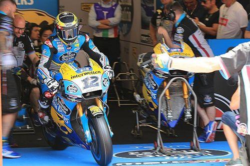 Diaporama : Thomas Lüthi dans le Grand Prix d'Italie