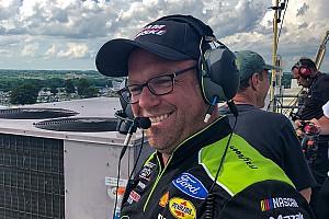 Penske nombra a Jefferson Hodges nuevo jefe en NASCAR