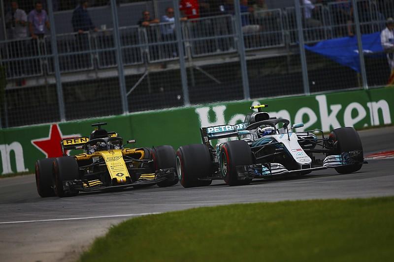 Cómo afrontaron los equipos TOP de F1 las difíciles frenadas de Canadá