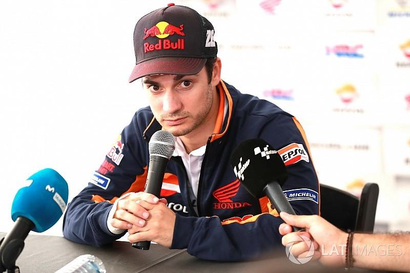 Педроса раскритиковал решение судей по аварии на Гран При Испании