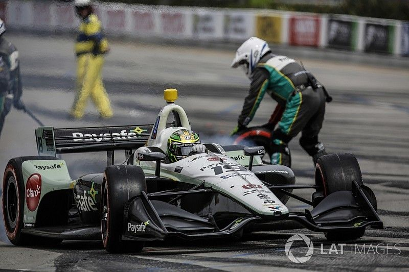 IndyCar: DeMelo vervangt Fittipaldi, debuut Celis in juni