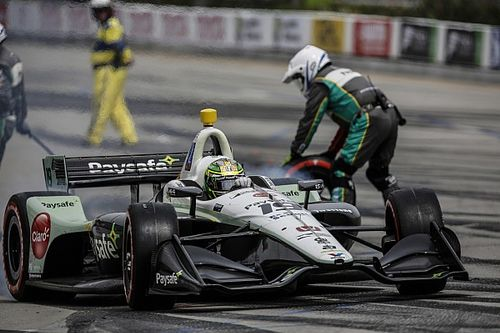 Claman De Melo replaces injured Fittipaldi for GP of Indy