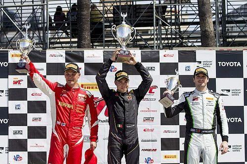 Grande vittoria per Daniel Mancinelli a Long Beach