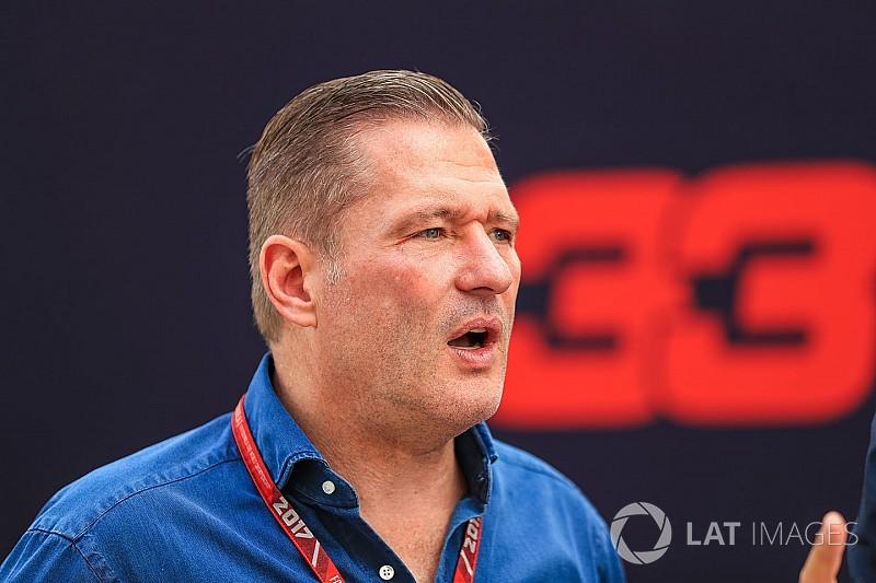 Jos Verstappen: Niemand betreut seinen Nachwuchs so gut wie ich Max