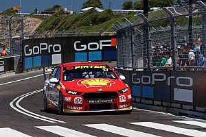 Newcastle Supercars: McLaughlin blitzes second practice