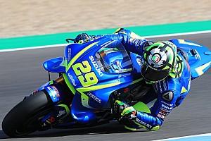 """MotoGP Entrevista Iannone: """"Si no creyera que puedo ganar me quedaría en mi casa"""""""